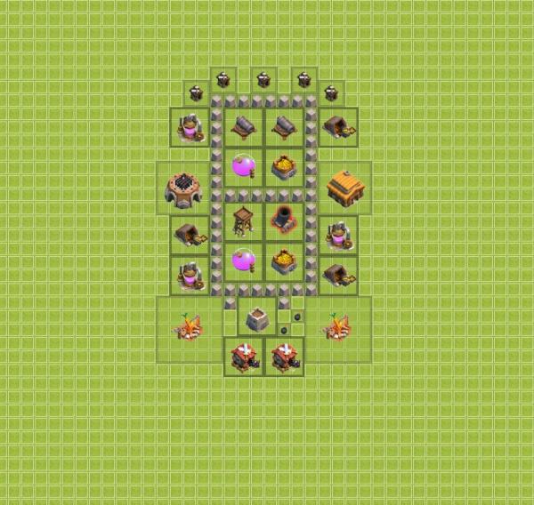 Ратуша 3 (TH3) n1