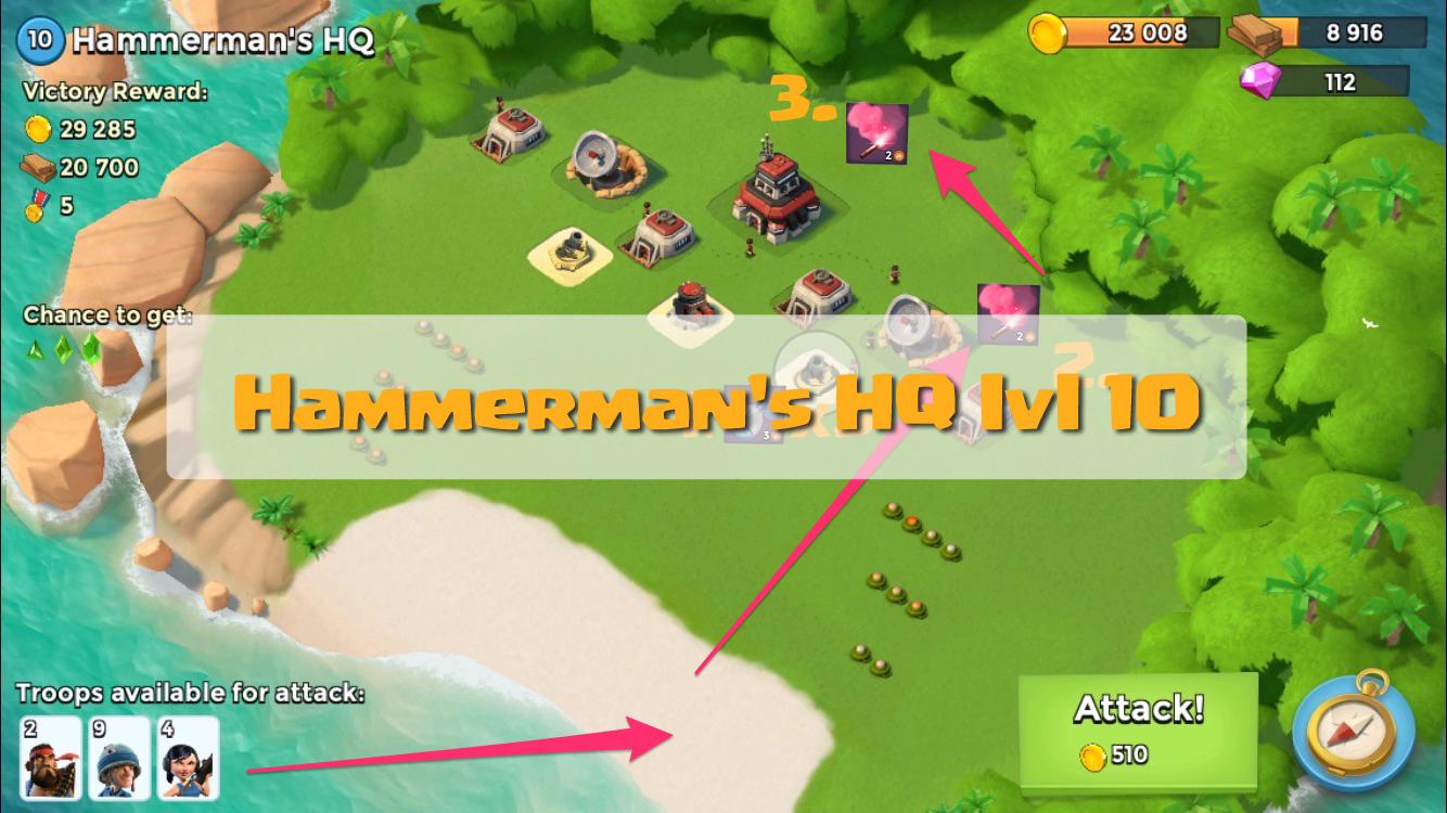 logo hammermans lvl10