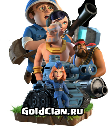 Новый геро Clash of Clans 11Th