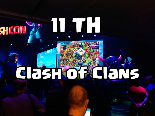 11Th Clash of Clans