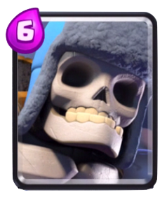 Гиганский Скелет Clash Royale