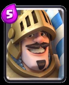 Карточка Принца Clash Royale