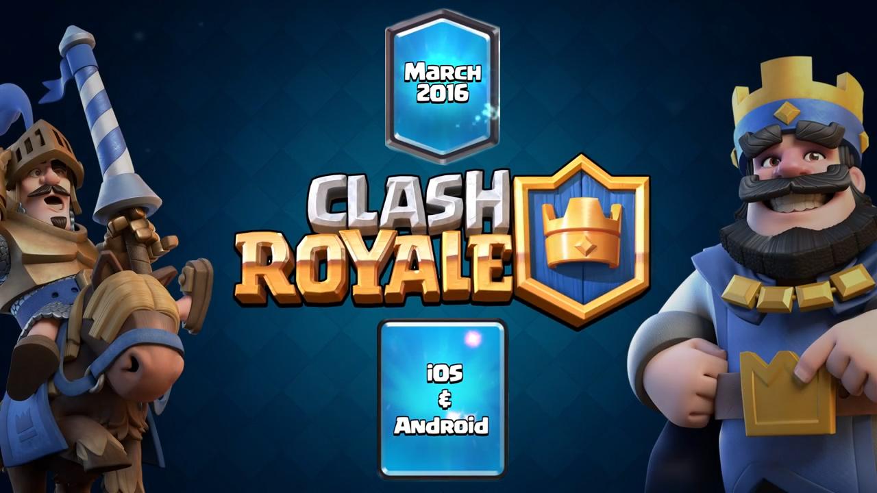 Clash Royale на Android и iOS в марте