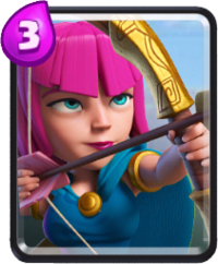 Clash Royale Archers/ Лучницы