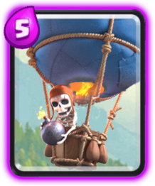 Clash Royale Balloon/ Шар
