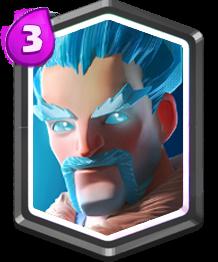 Clash Royale IceWizard/ Ледянй колдун