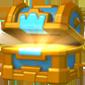 Коронный сундук Clash Royalet