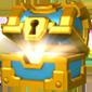 Золотой сундук Clash Royale