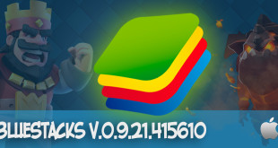 BlueStacks 0.9.21.415610 mac os