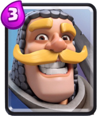 Рыцарь Knight Clash Royale