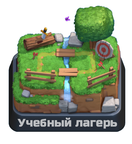 Учебный лагерь Clash Royale