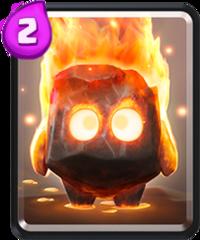 Clash Royale - Огненные духи/ Fire Spirits