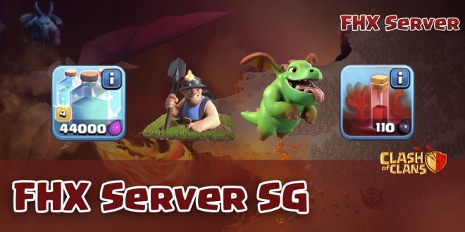 FHX Server SG