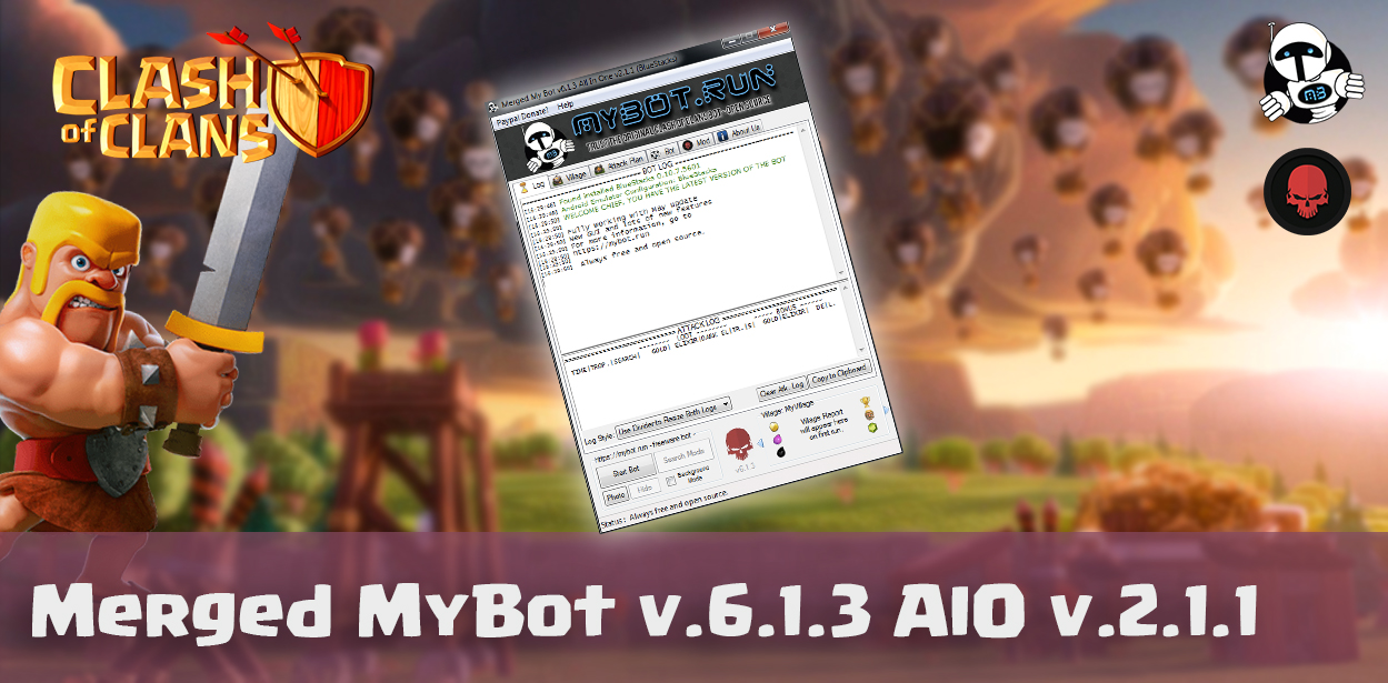 Merged MyBot 6.1.3 All Mods in One v.2.1.1
