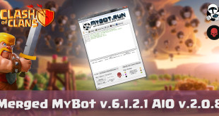 Merged MyBot v.6.1.2.1 AIO v.2.0.8
