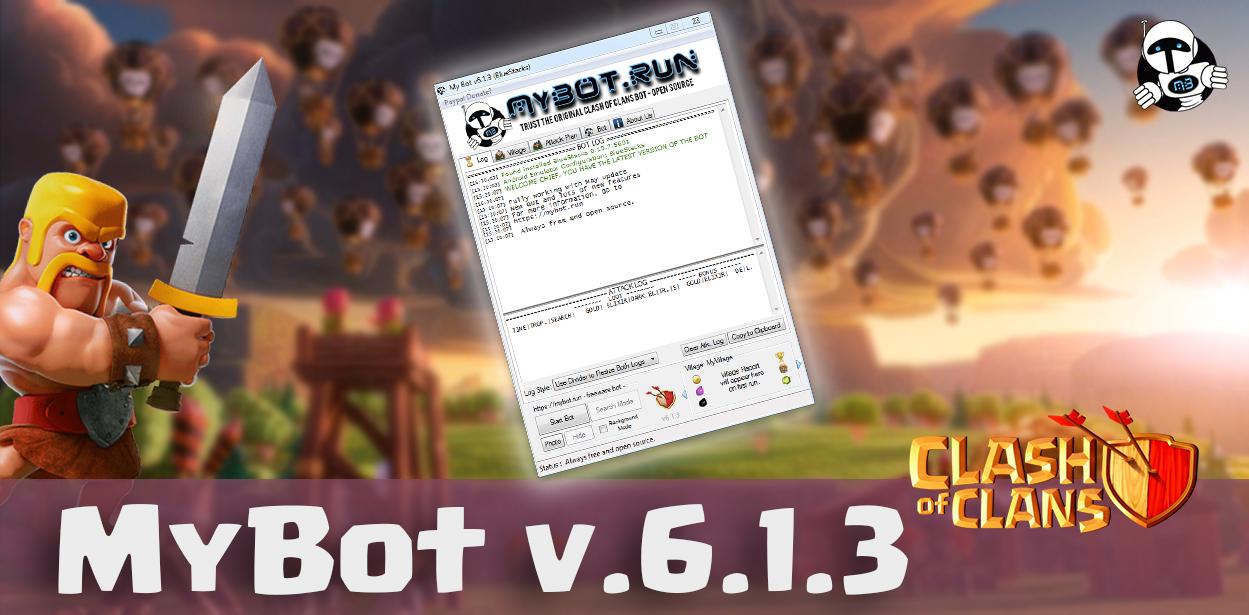 mybot v.6.1.3