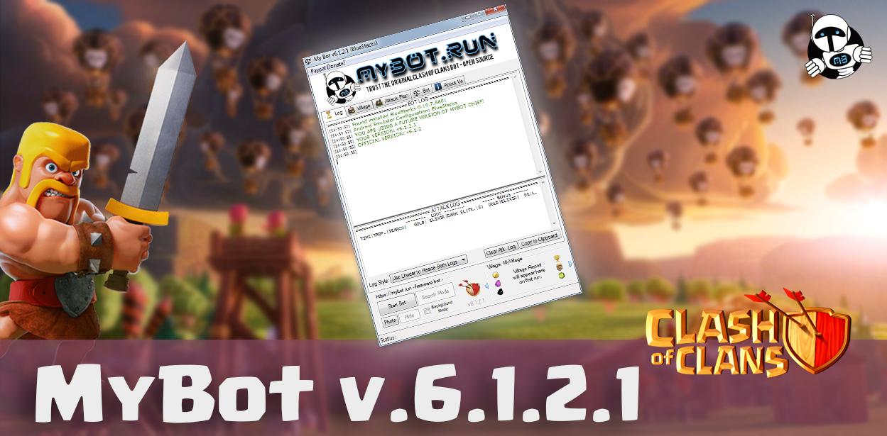 MyBot Run v.6.1.2.1