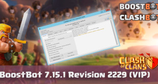BoostBot 7.15.1 Revision 2229 (VIP)
