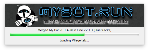 Merged MyBot 6.1.4 All Mods in One v.2.1.3 loading