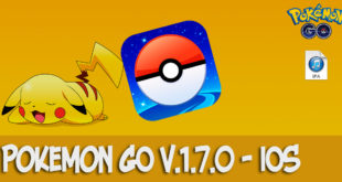 Pokemon go v.1.7.0 iOS