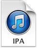 ipa files icon 77x100