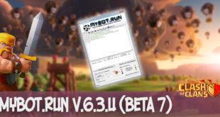 MyBot v.6.3.u beta 7
