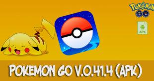 pokemon go v.0.41.4 apk