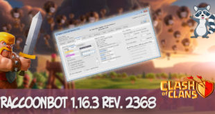raccoonbot v.1.16.3 rev. 2368