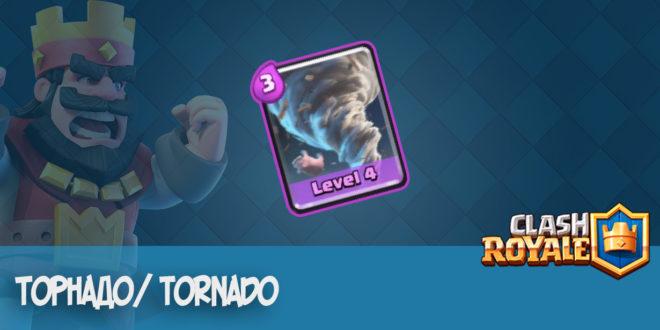 Торнадо/ Tornado - Clash Royale