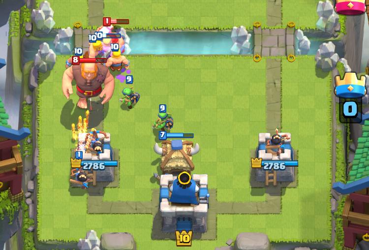 Колода Clash Royale #2