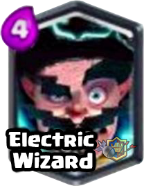 Electric Wizard - Clash Royale