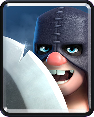 executioner/ палач - Clash Royale