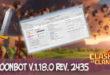 RaccoonBot v.1.18.0 rev. 2435