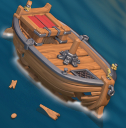 shipwreck/ кораблекрушение - clash of clans