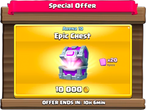 chest epic