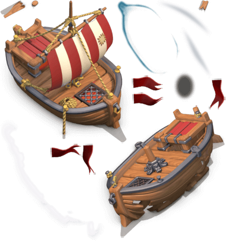 Ship/ Корабль - Clash of Clans