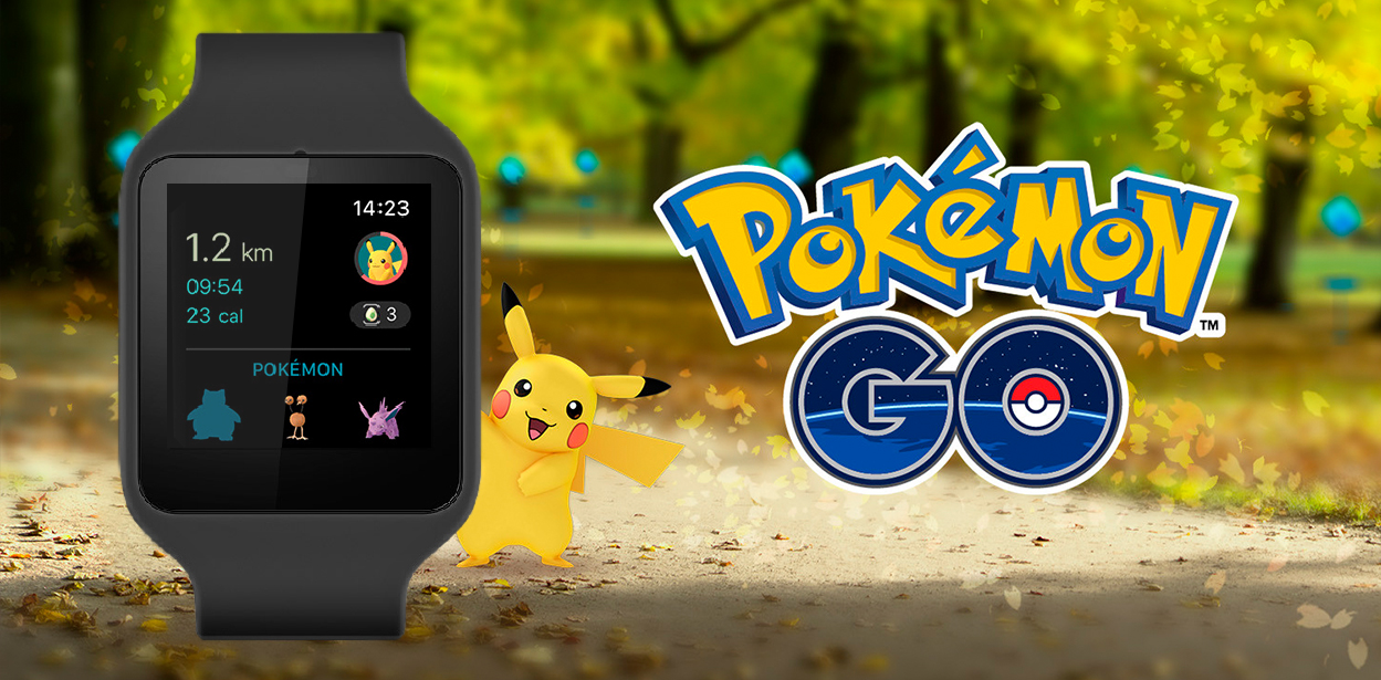 pokemon go android wear