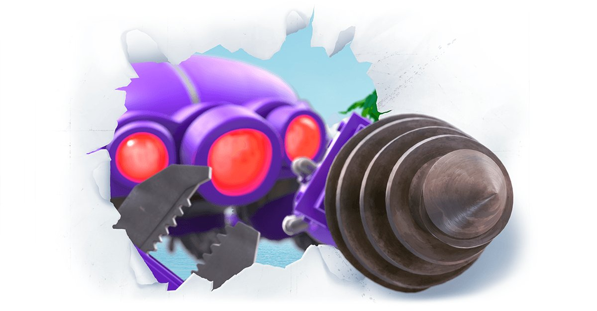 Boom Beach Mega Crab 5
