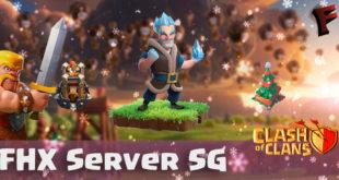 FHX Server SG - обновление 2017