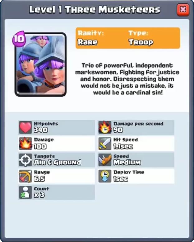 Три мушкетера 10 эликсира