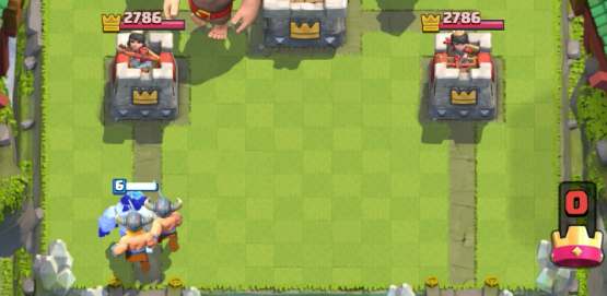 elite barbarians + ice golem