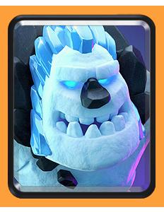 Ледяной Голем/ Ice Golem