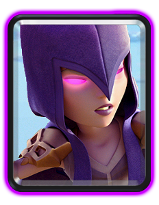 Ведьма/ Witch - Clash Royale