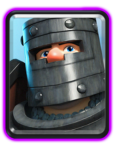 Темный Принц/ Dark Prince - Clash Royale