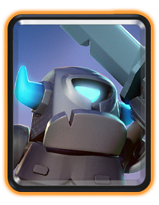 Mini PEKKA - Clash Royale