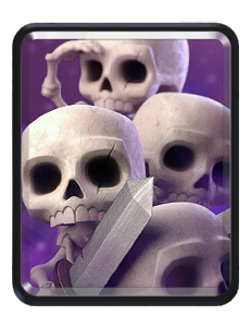 Skeleton Horde - Clash Royale