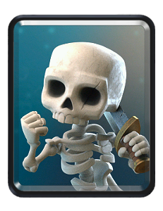 Скелеты/ Skeletons - Clash Royale