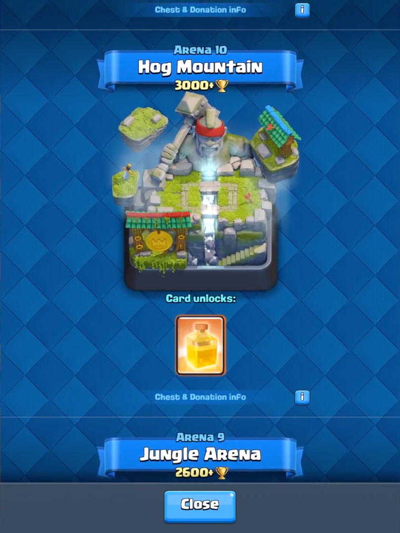 Горный Всадник Heal Clash Royale