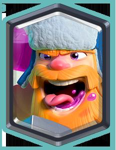 Lumberjack/ Дровосек - Clash Royale