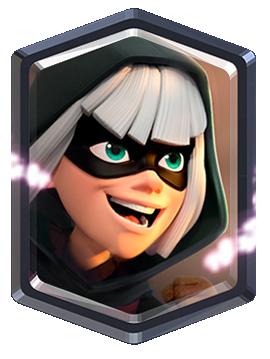 Bandit Clash Royale